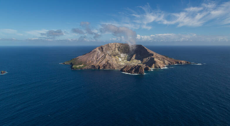 White Island Scenic Helicopter Flight and Tour - 2 Hours