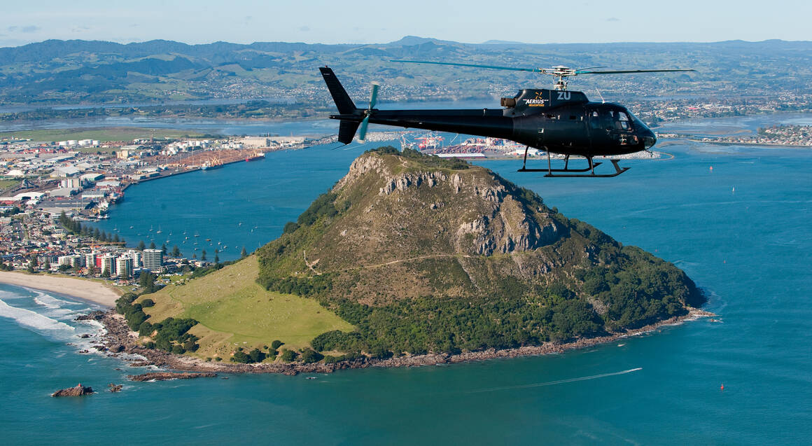 Tarawera and Rotorua Lakes Scenic Helicopter Tour - For 2