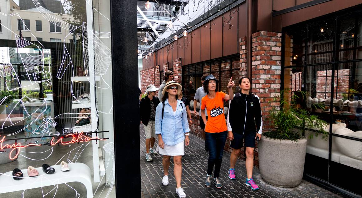 Private Auckland Walking Tour with Chocolate Tasting - For 4