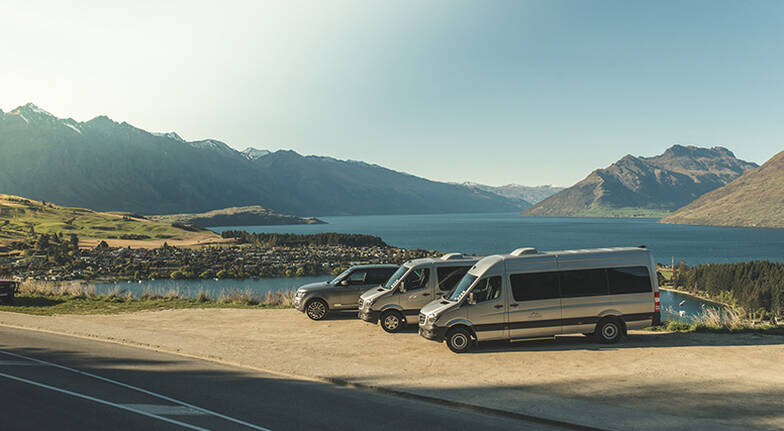 Queenstown Sightseeing Tour with Cruise and Wine Tasting