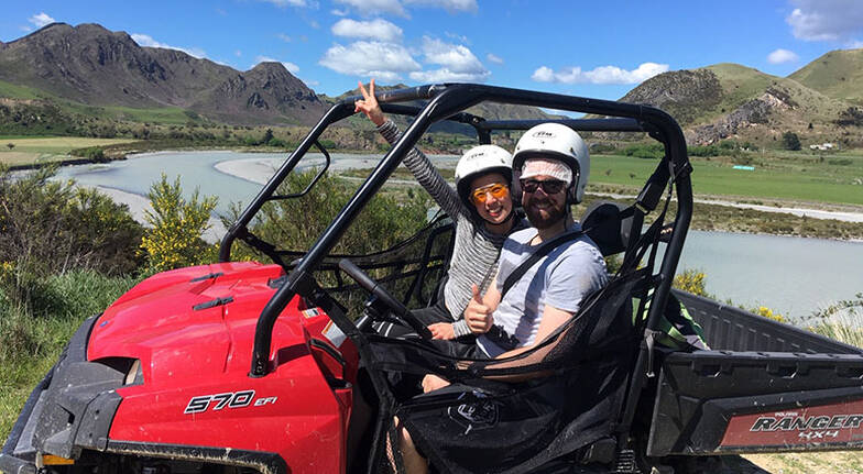 Hanmer Springs Off Road Buggy Experience - 2 Hours
