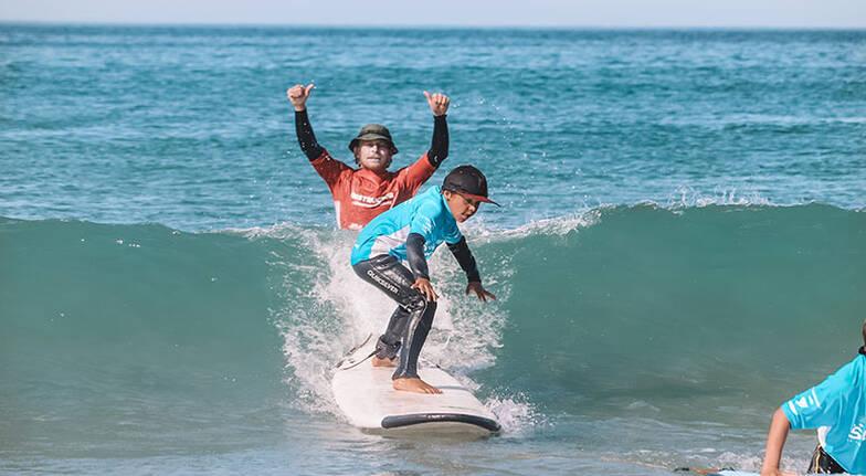 Te Arai Group Surfing Lesson  2 Hours