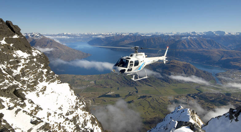 Half Day Private Helicopter Wine Tour of Central Otago