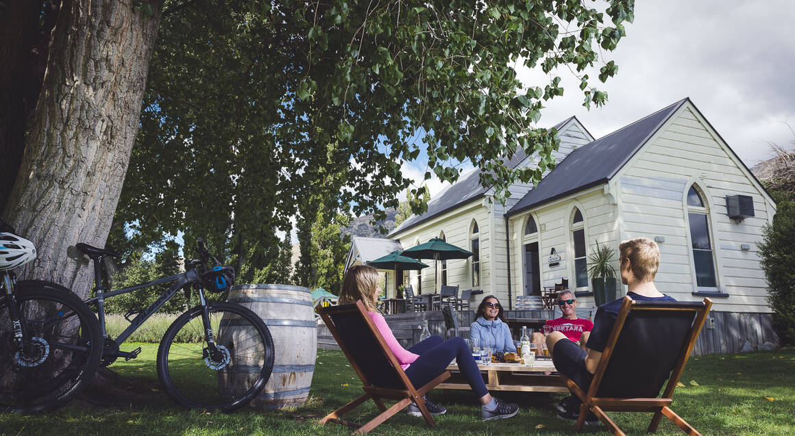 Queenstown Wineries Self Guided Bike Tour - Full Day