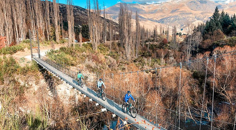 Arrowtown Bridges To Gibbston Self Guided Bike Ride