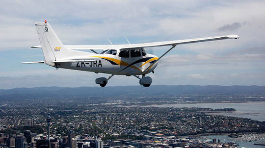 Introductory Trial Flight with up to 2 Passengers - 1 Hour