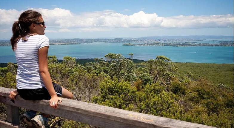 Sea Kayak Tour to Rangitoto Island - Full Day