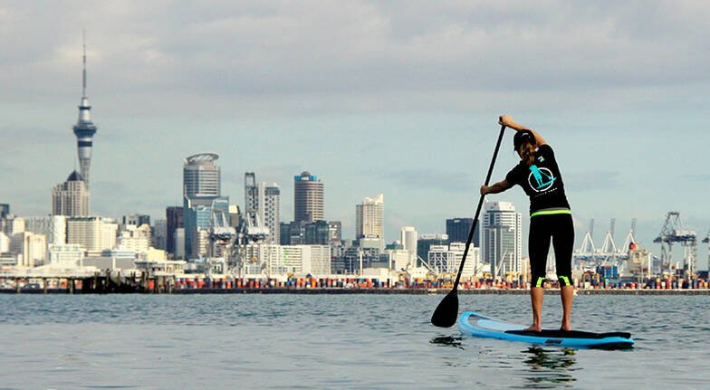 Mission Bay Private Stand Up Paddle Board Lesson  15 Hours