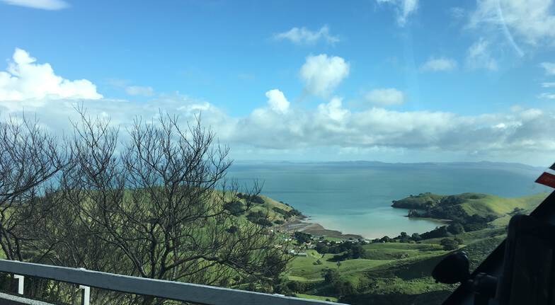 Coromandel Peninsula and Driving Creek Railway Full Day Tour