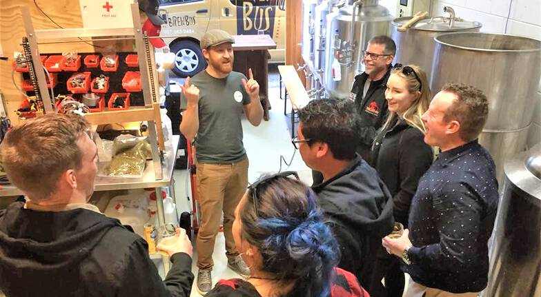 Tauranga Craft Beer Tour with Lunch
