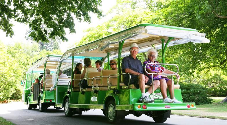 Christchurch Botanic Gardens Tour