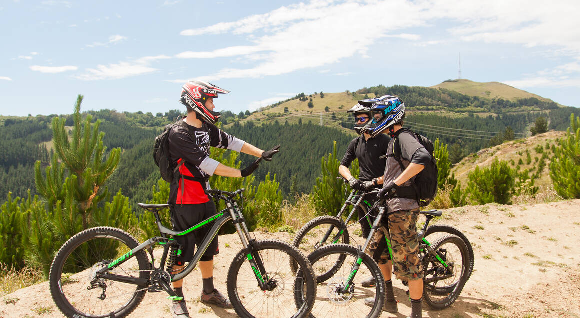 Do the Double - Downhill Mountain Biking and Zipline Tour