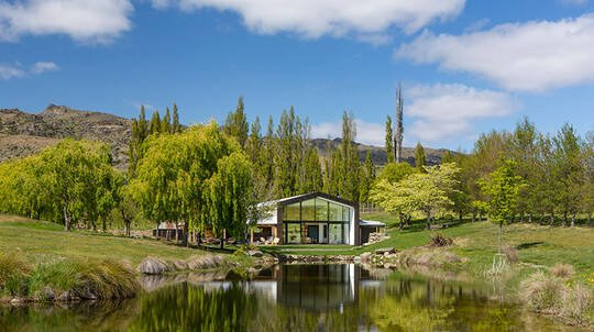 Central Otago 3 Course Lunch and Wine Matching - For 4