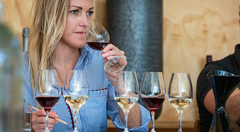 Wine Tasting at Cloudy Bay Cellar Door  For 2