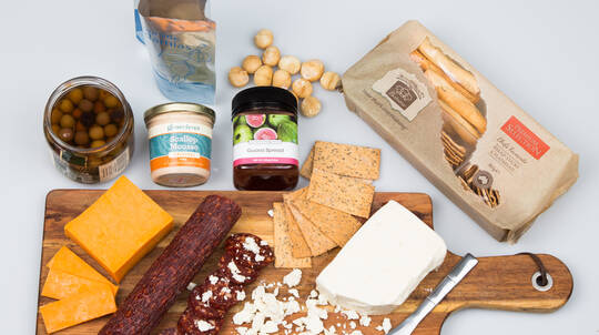 For the Foodie Gourmet Hamper Delivered