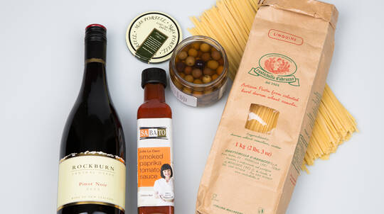 Pinot and Pasta Gourmet Hamper