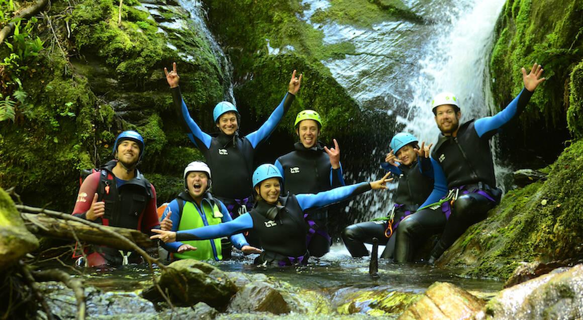 Kawarau Canyon Half Day Adventure