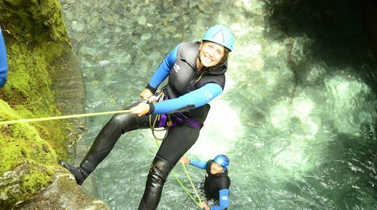 Black Spur Canyoning Adventure - Full Day