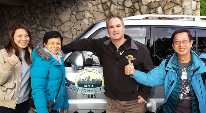 Kapiti Coast Guided Half Day Tour