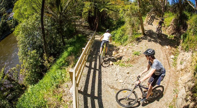 From Source to Sea Hutt River Mountain Biking Adventure