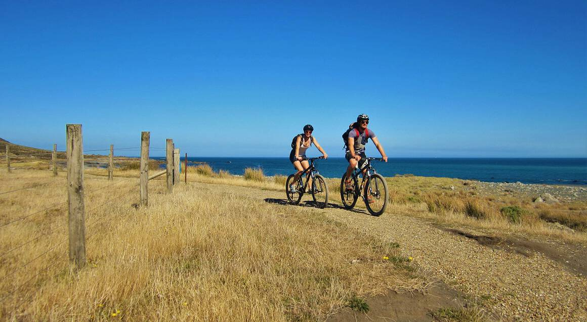 Wild Coast Self Guided Mountain Bike Adventure