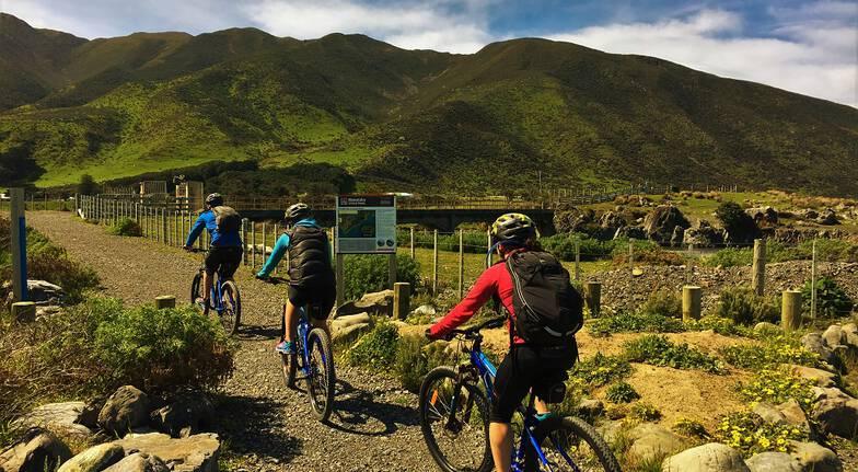 Wild Coast Self Guided Mountain Bike Adventure