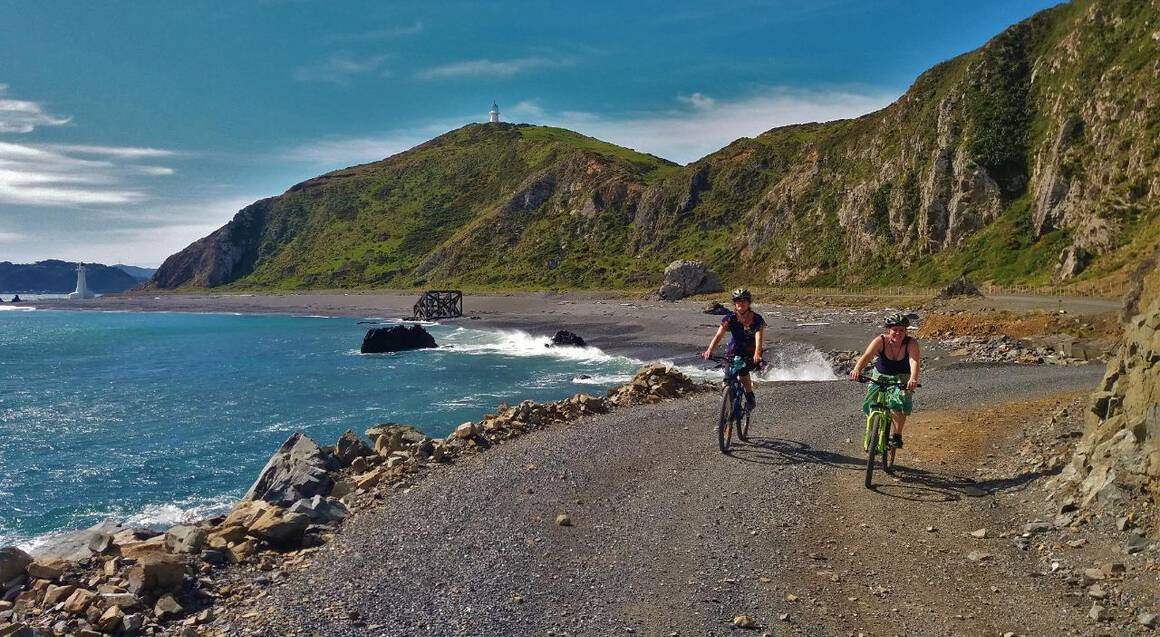 Wild Coast Mountain Biking Challenge