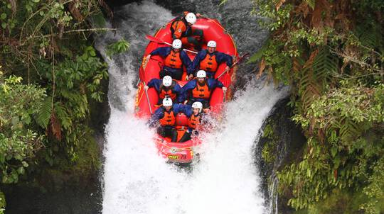 Rotorua Adventure Tour departing Mt Maunganui - Full Day