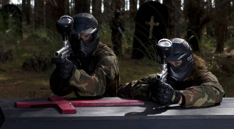 Paintball Experience with 200 Paintballs