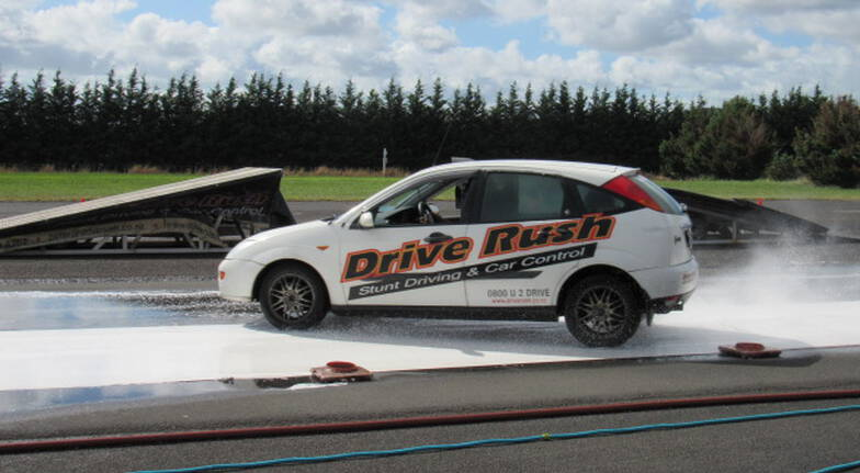 Introductory Stunt Driving Course at Ardmore