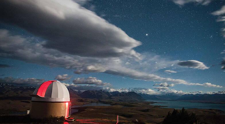 Stargazing Experience at Mt John Observatory