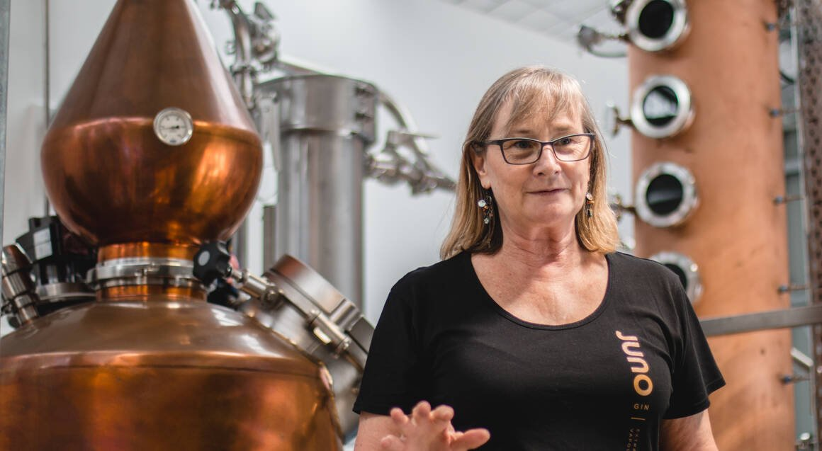 Juno Gin Boutique Distillery Tour and Tastings