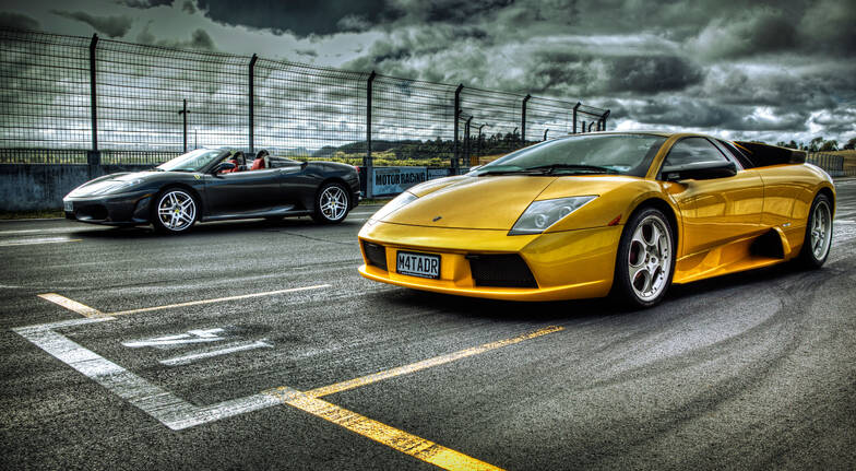 Ultimate Supercar Drive Experience with Hot Lap