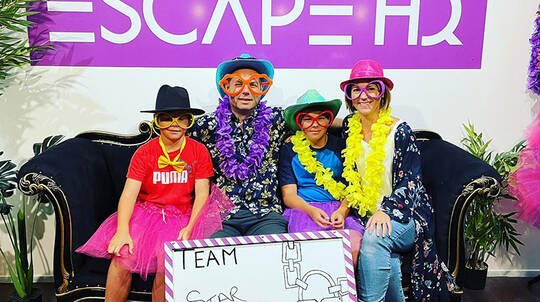 Escape Room Experience - For 4