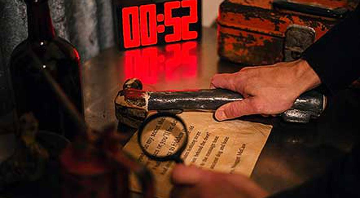 Beat the Clock Escape Room Experience - For 3