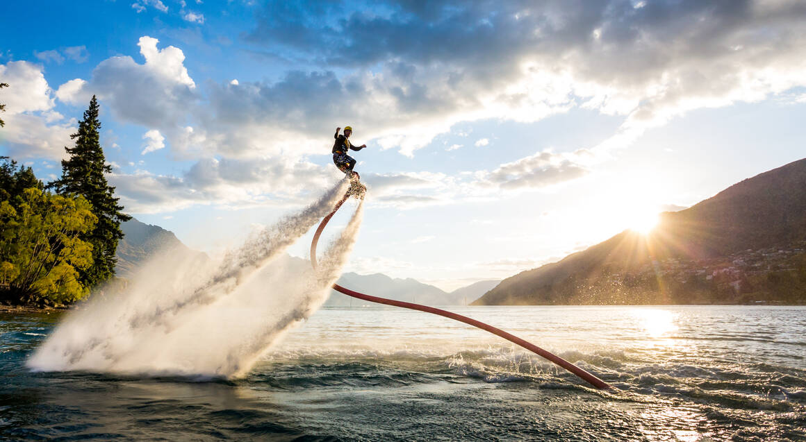 flyboard hero flight