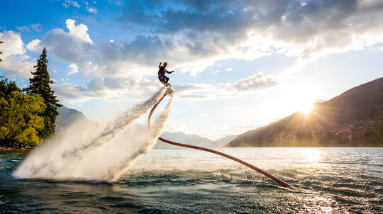 Flyboard Hero Flight - 20 Mins