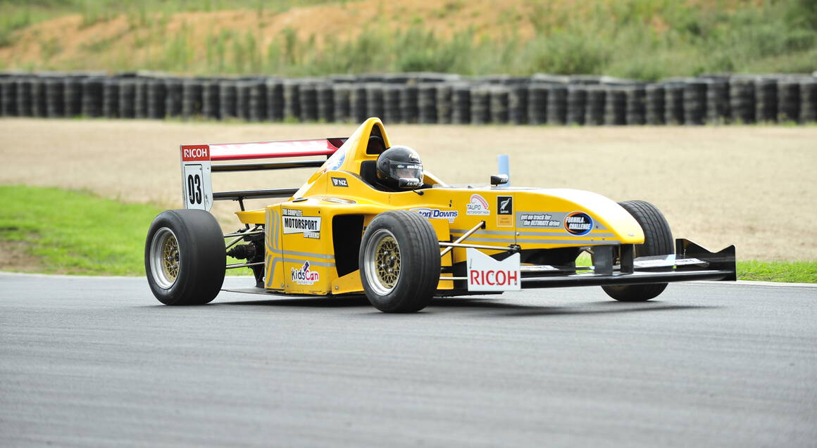 Single-Seater Race Car Driving Experience - 10 Laps