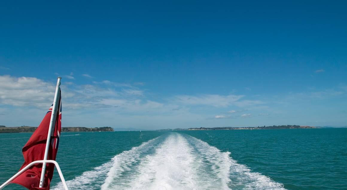 Cruise on Auckland's Waitemata Harbour