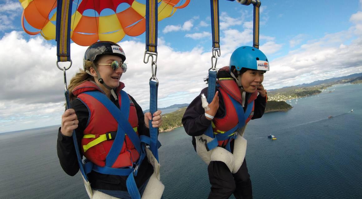 Parasailing Tandem Flight - For 2