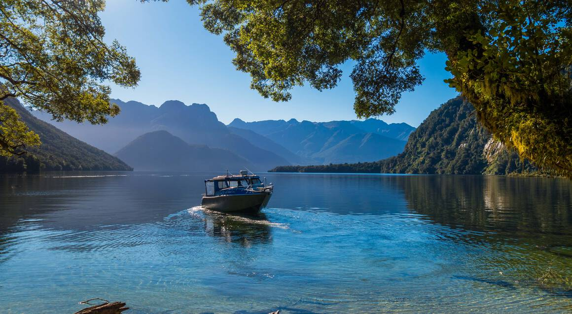 Private Guided Day Walk on the Milford Track - Up To 3