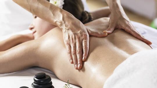 Hot Stone Massage - 60 Minutes