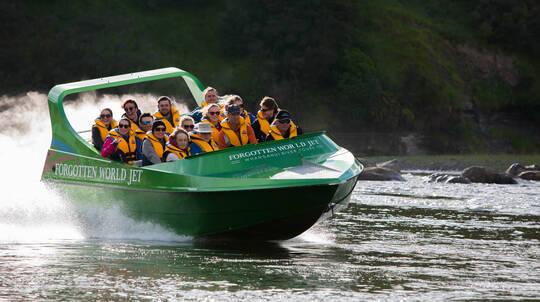 Lavender Run Jet Boat Tour