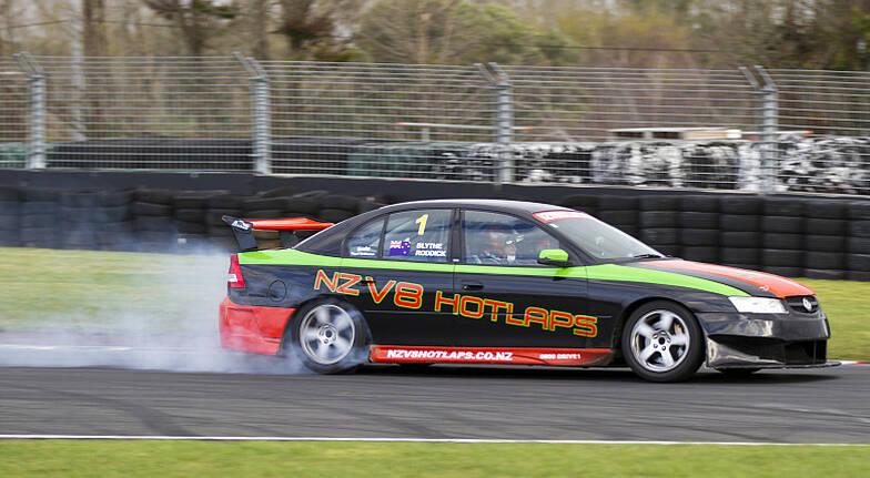 Holden V8 Hot Laps - 2 Laps - Auckland