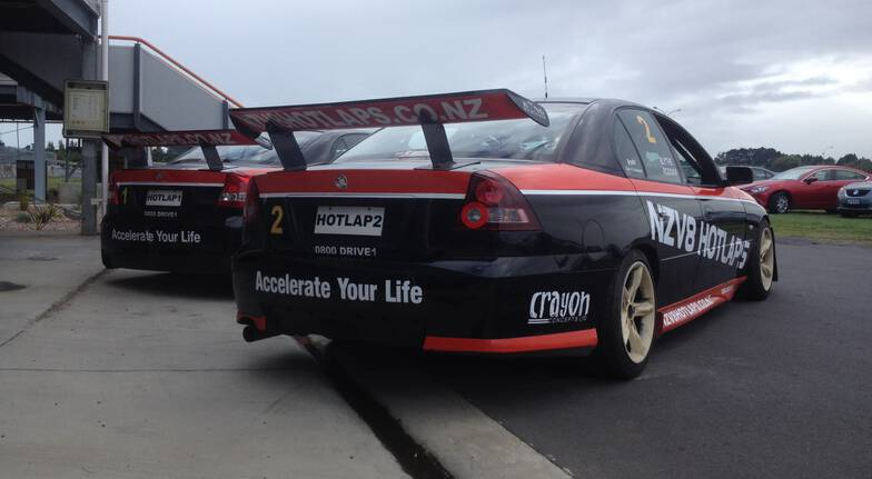 Holden V8 Race Experience - Auckland