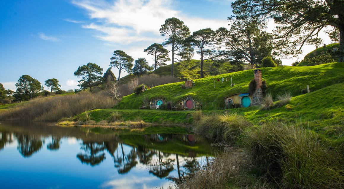 Hobbiton Movie Set Guided Tour - Departing Rotorua