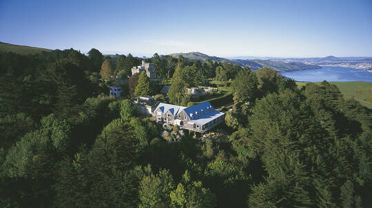 Larnach Castle and Elm Widlife Full Day Tour