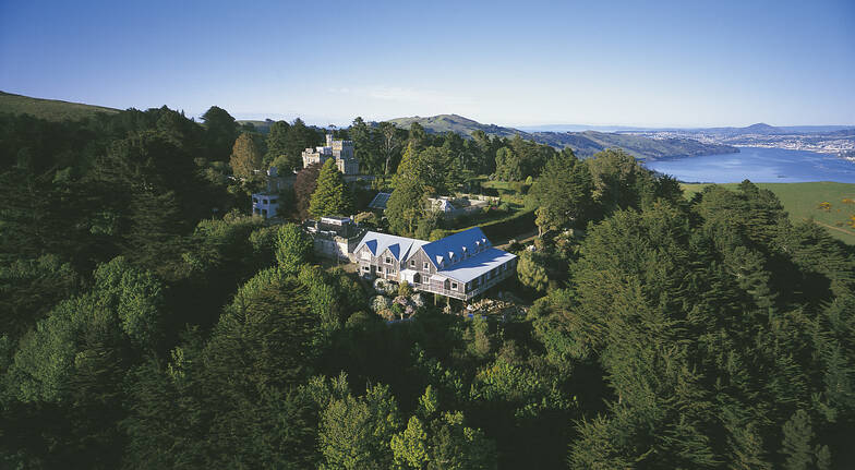 Larnach Castle and Speights Brewery Tour