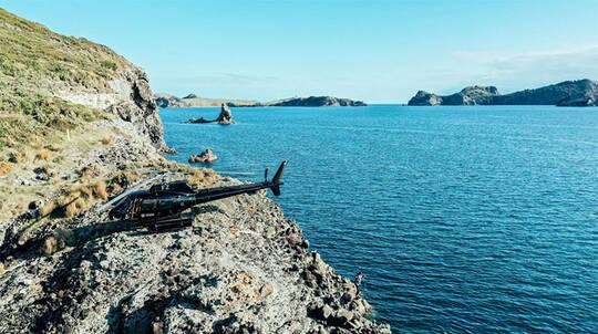 Heli Fishing Trip to Great Barrier Island or Coromandel