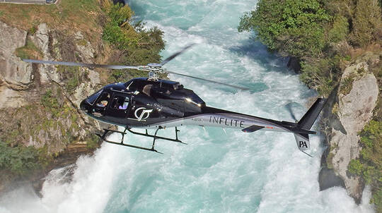 Taupo Highlights Scenic Helicopter Flight - 30 Minutes